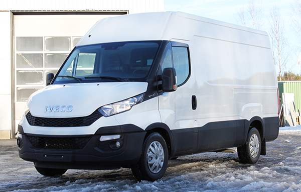 Iveco Daily 35S13 (MYYTY)
